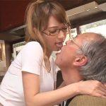 【老人介護adaruto動画】ハーフの美乳美少女の「ティア」が介護士になって老人のエッチな要望に応えまくる!